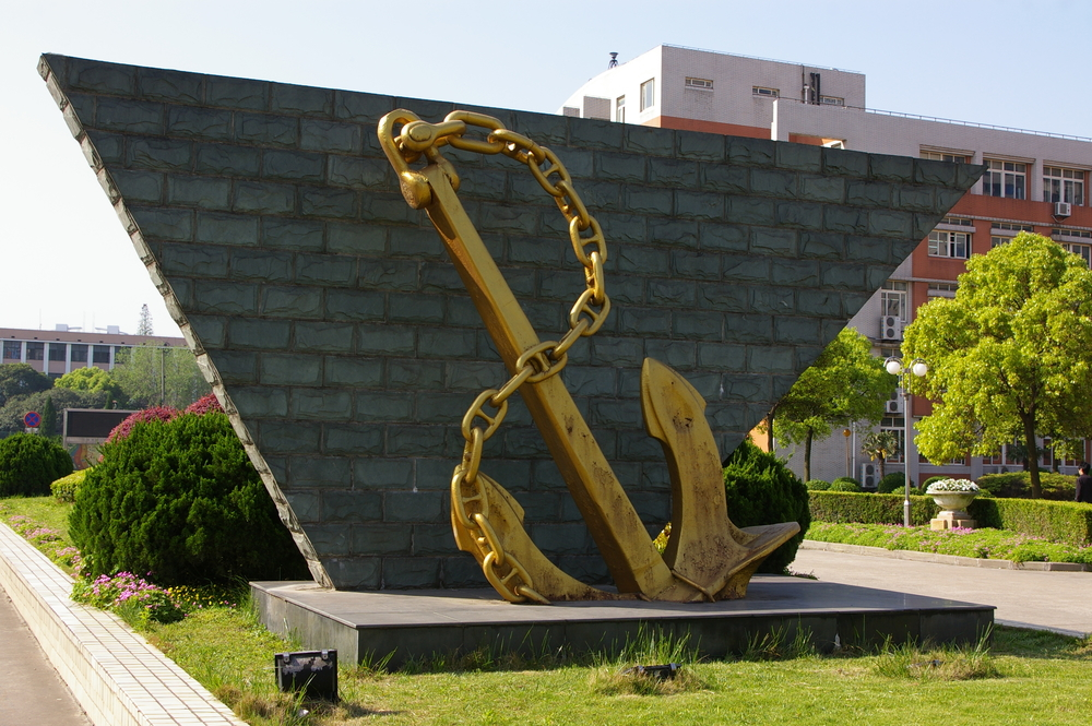 雕塑——锚