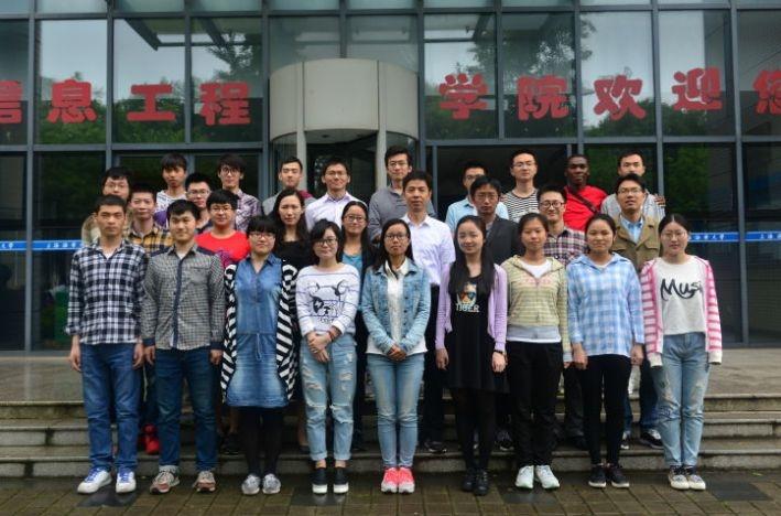 安博文教授科研团队部分成员