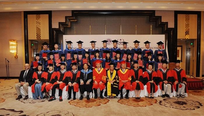 第10届学员毕业合影
