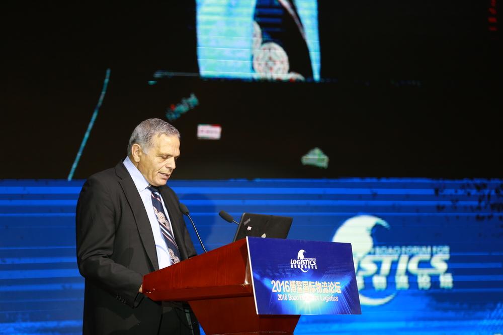 以色列总理办公室高级顾问谢嘉博演讲