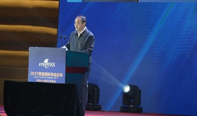 海南省委常委、常务副省长毛超峰致辞