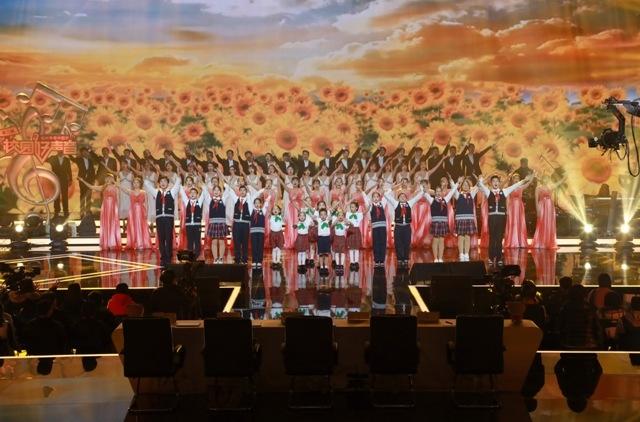 海事大学合唱团拉开决赛序幕