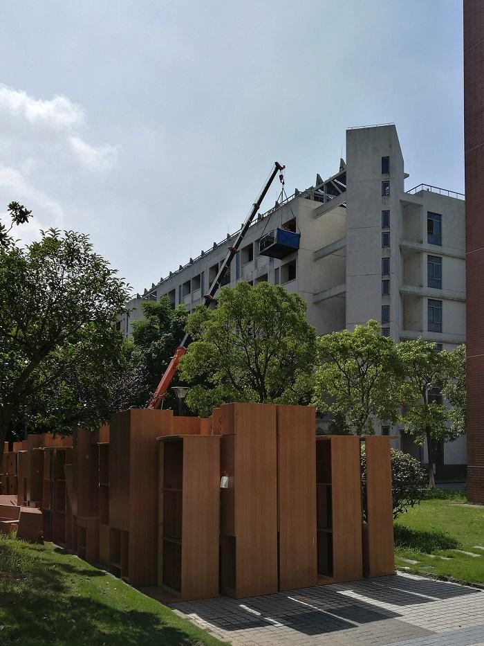 学生公寓维修改造