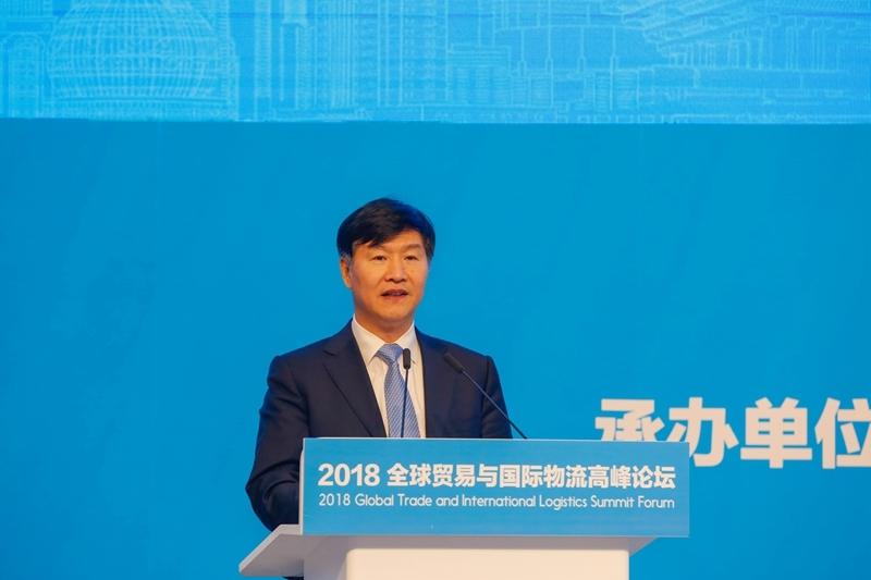 交通运输部副部长刘小明讲话