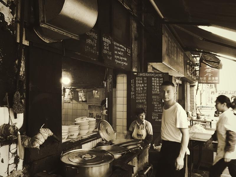 老上海味道-张惠