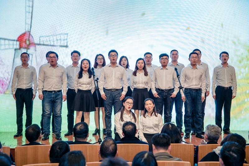 合唱节目《光阴的故事》