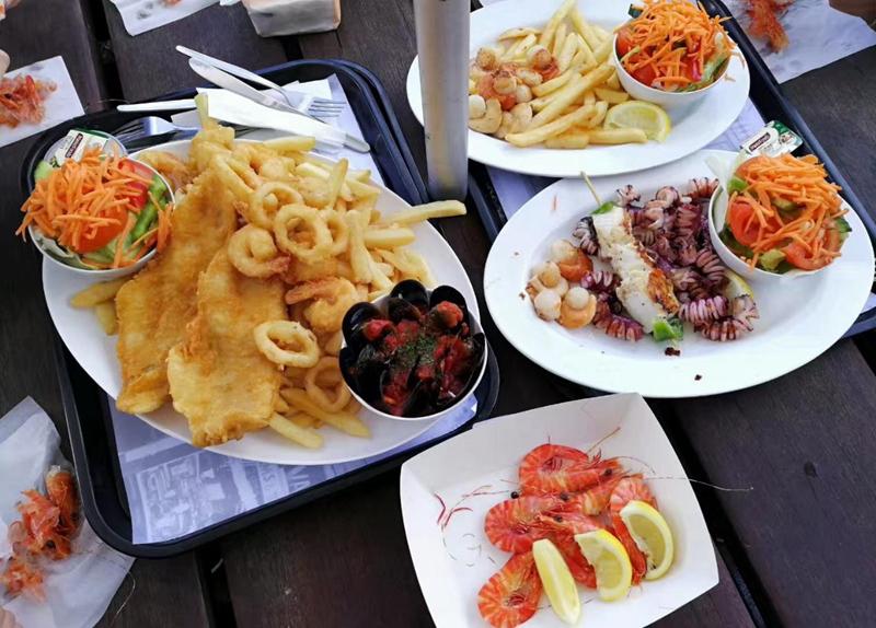 食在澳洲(西澳大利亚大学暑期学习项目)