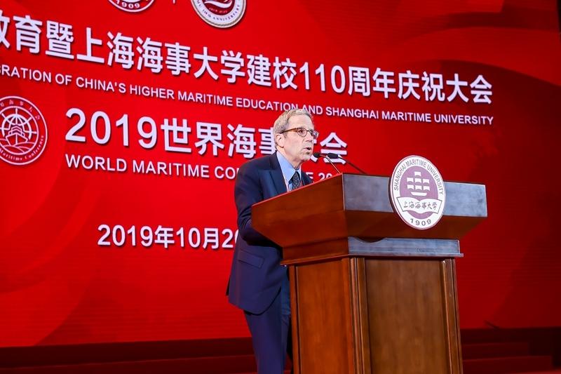 诺贝尔经济学奖获得者、哈佛大学教授 Eric Maskin(埃里克·马斯金)致辞