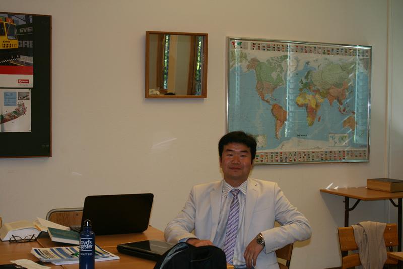 2012年世界海事大学进修