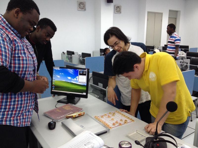 中国象棋体验
