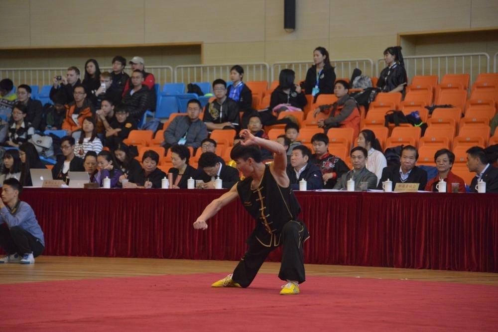 男子南拳冠军国航137夏银银
