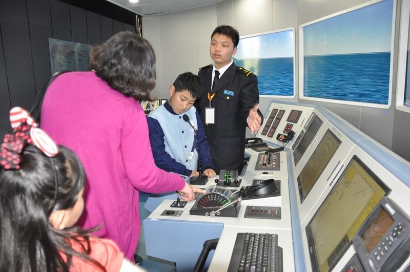 港航职业体验