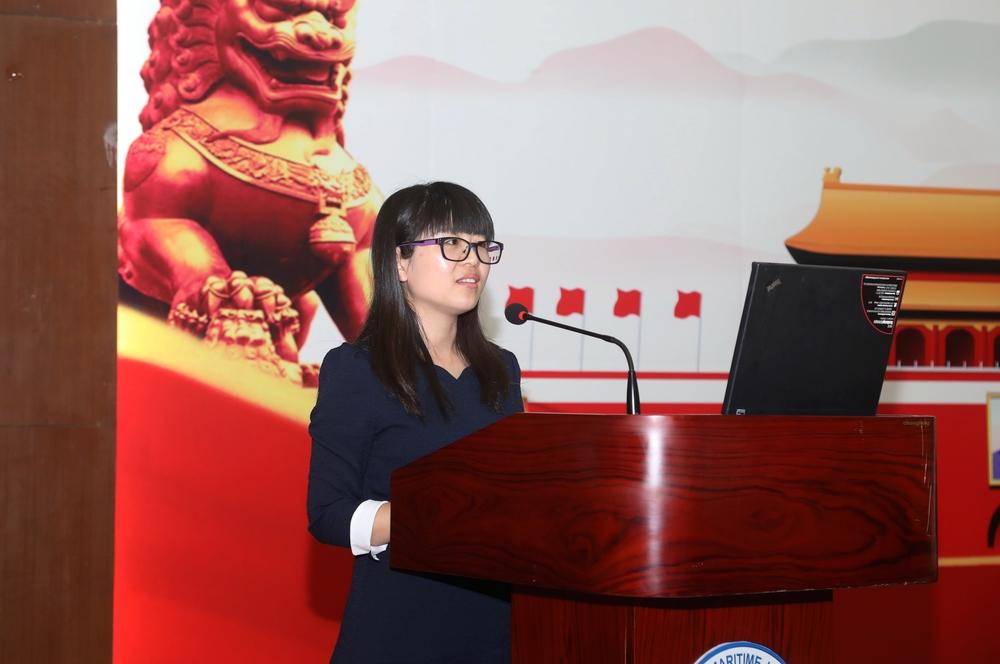 上海市第十一次党代会代表、物流工程学院王天真老师畅谈参加党代会的感想