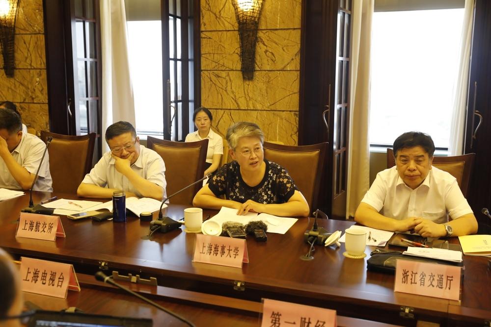 门妍萍副书记参加座谈会并讲话