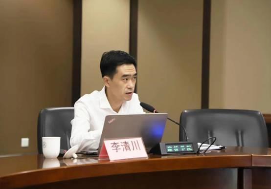 """青年报总编辑李清川讲授""""青年成才与祖国发展"""""""