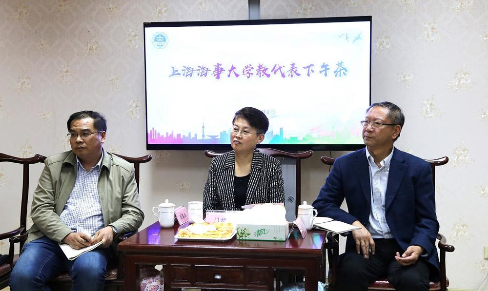 门妍萍副书记介绍活动背景