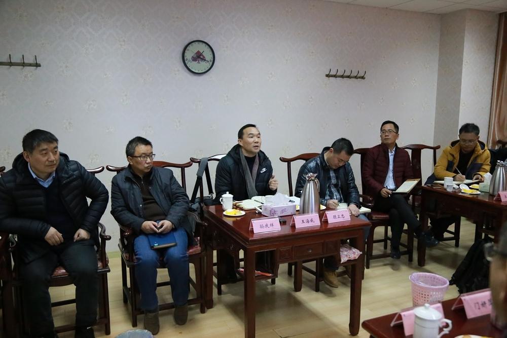王海威副书记对教代表建议作出回应