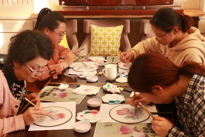 体悟中华传统文化之美