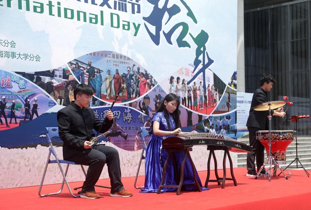 中国民乐表演