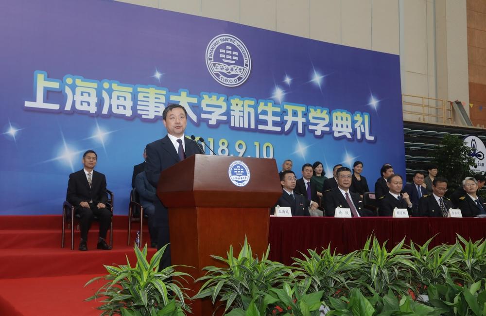 教师代表、经济管理学院劳知雷老师发言