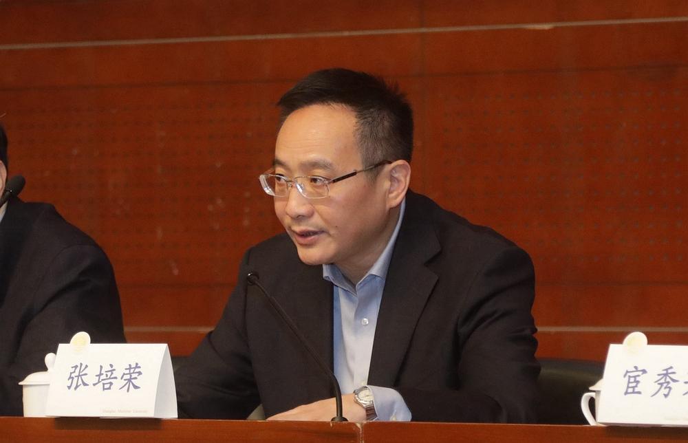 市委第四巡视组组长张培荣介绍巡视工作内容与要求