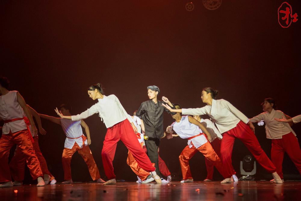 外国语学院舞蹈《序》