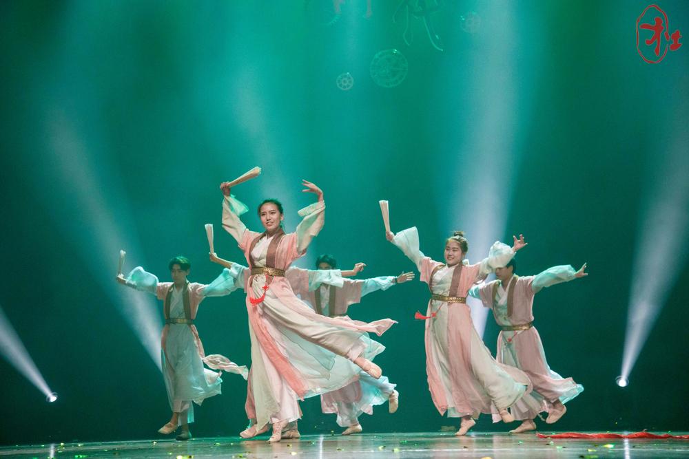 文理学院舞蹈《魂牵梦萦》