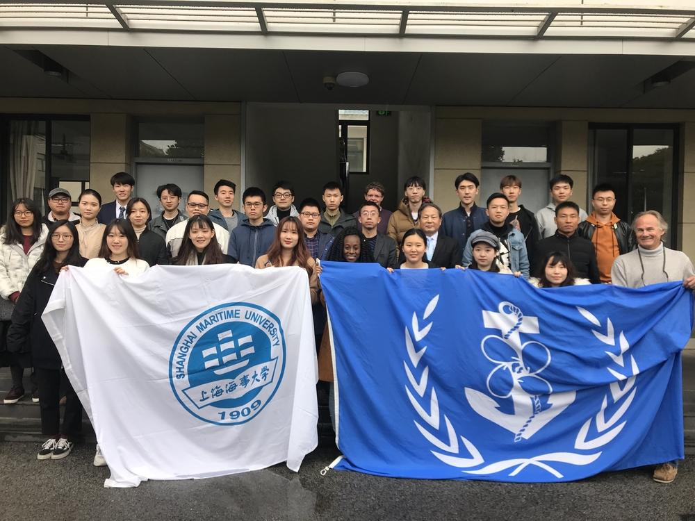 """我校第15届""""国际运输与物流""""硕士项目开班仪式举行"""