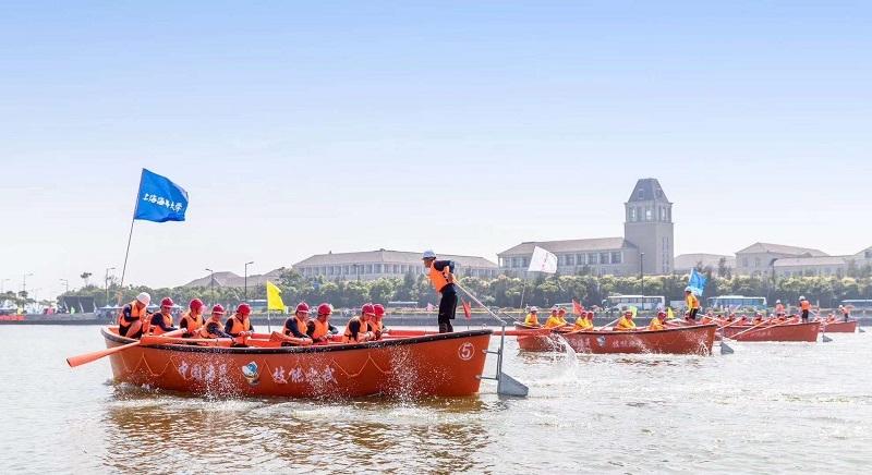 海上操艇决赛
