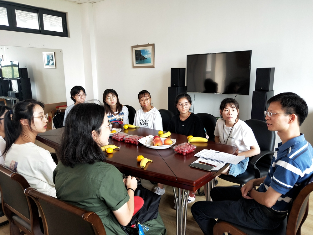 学院院长下午茶活动已持续开展四十二期