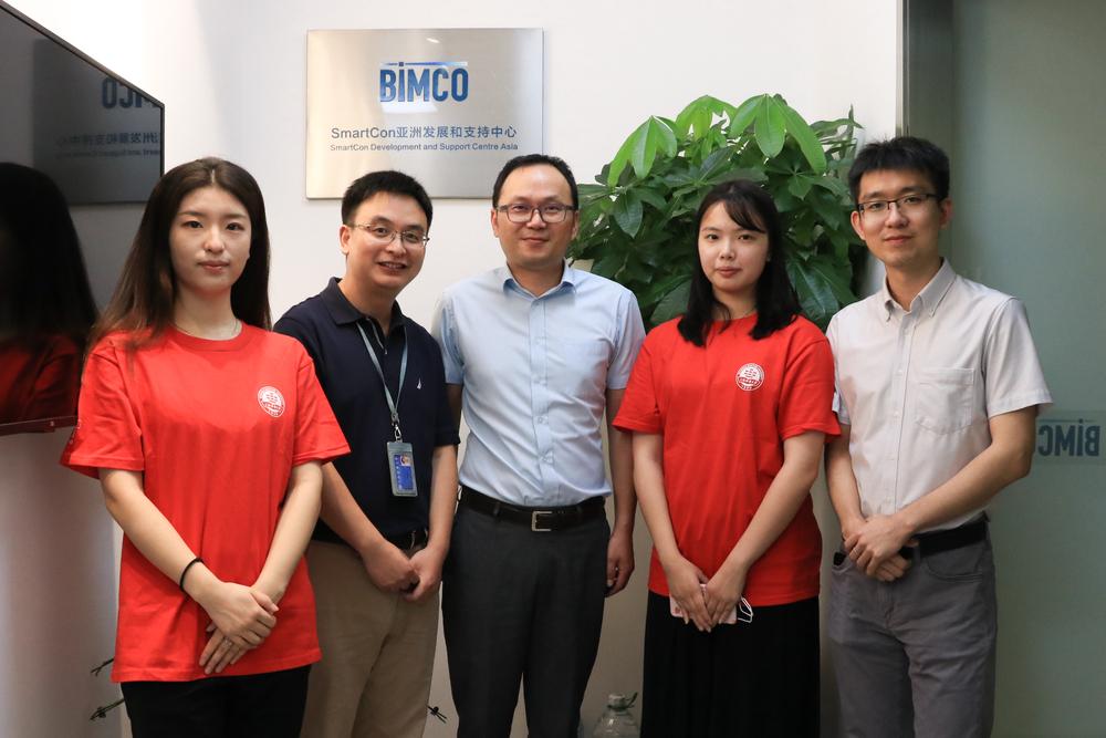 采访BIMCO亚洲区经理庄炜