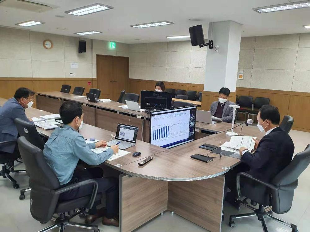 SISI-KMI国际海运论坛韩国海洋水产开发院分会场