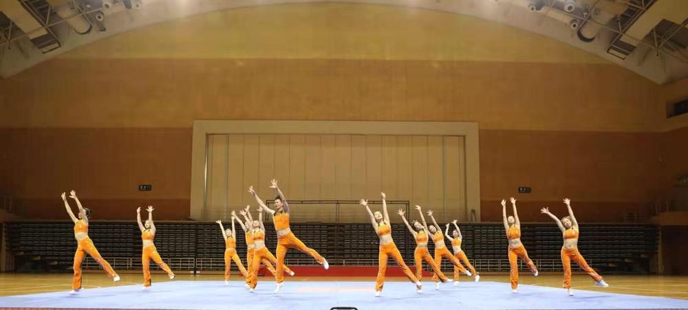 有氧舞蹈五级