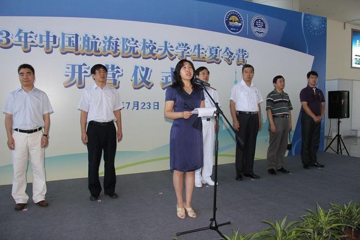 青岛港湾职业技术学院副院长李公春