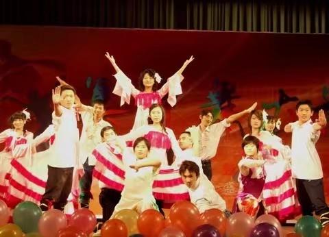 2006年,集体舞大赛